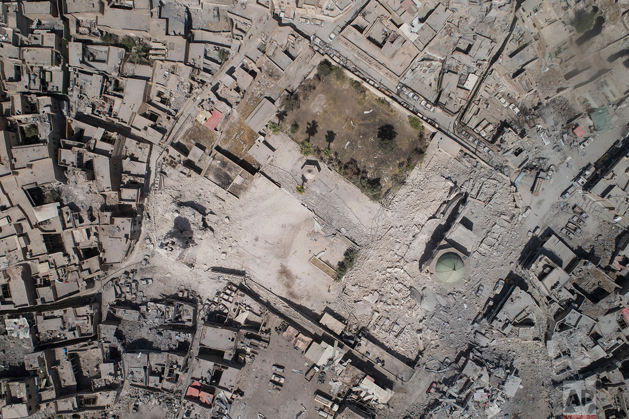 Mosul Post-ISIL: Heritage Destruction and the Future of the City – ASOR  Cultural Heritage Initiatives